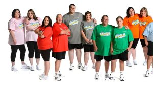 Some of The Biggest Loser:  Next Generation contestants