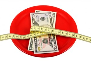 Money may help you to lose weight, but will it help you keep it off?