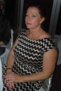 Janice at her before weight of over 80kg