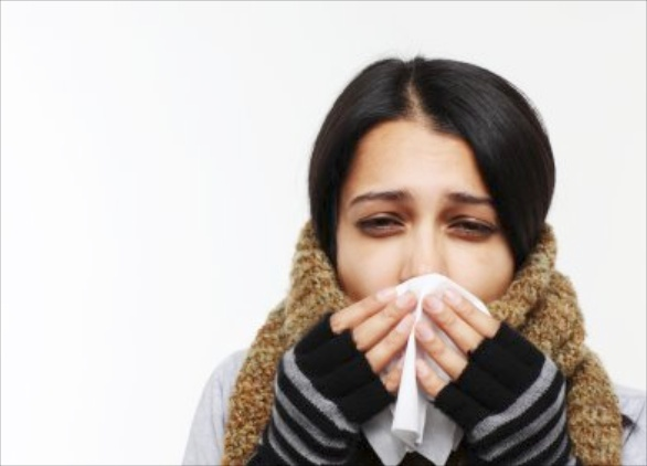 Avoid colds and flus with The Natural Way