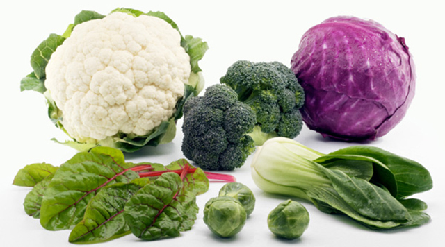 Cruciferous vegetables have amazing health benefits