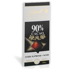 Great health benefits in this high cacao, low sugar dark chocolate - providing you eat in moderation