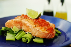 One of the delicious The Natural Ways' fish recipes